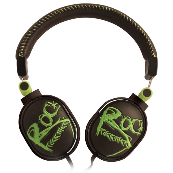 Наушники RITMIX RH-590 Fancy Green