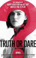 Правда или действие (Blu-ray)