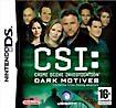 CSI: Crime Scene Investigation: Dark Motives (PC DVD)