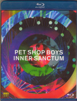 Pet Shop Boys Inner Sanctum Live (Blu-ray)*