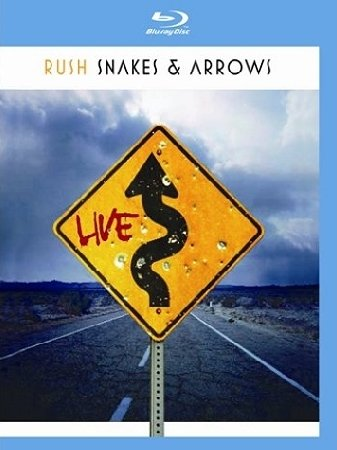 Rush Snakes Arrows (Blu-ray)* на Blu-ray