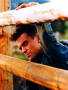 Robbie Williams - Where Egos Dare на DVD