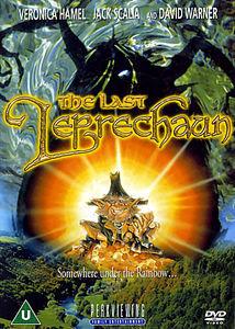 Последний Леприкон  на DVD