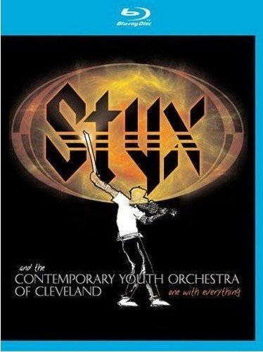 Styx One With Everything (Blu-ray)*