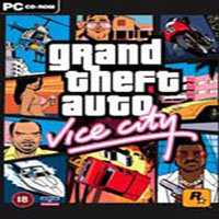 Grand Theft Auto Vice City (PC DVD)