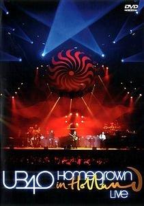 UB 4O - homegrown на DVD