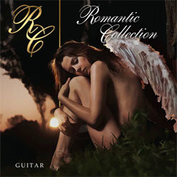 Romantic Collection Guitar (CD) на DVD