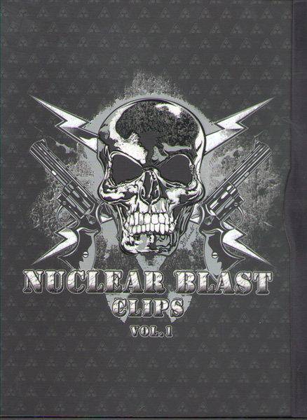 Nuclear Blast Clips Vol 1 на DVD