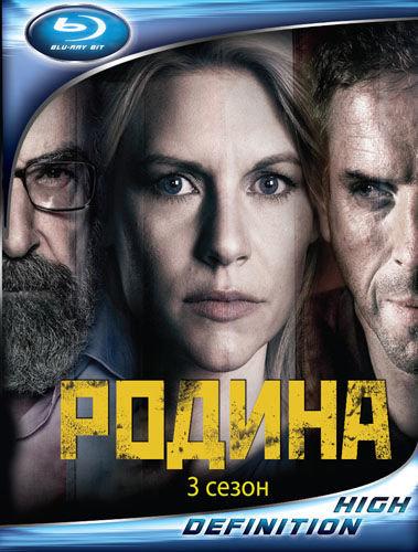 Родина (Чужой среди своих) 3 Сезон (12 серий) (2 Blu-ray)