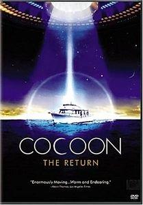 Кокон Возвращение (Без полиграфии!) на DVD