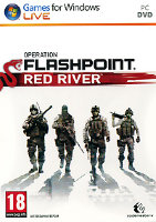 Operation Flashpoint Red River (DVD-BOX)