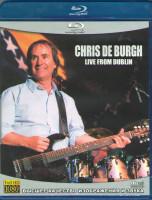 Chris De Burgh live from Dublin (Blu-ray)*