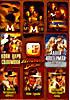 Мумия 1 \ Мумия 2 \ Мумия 3 / Аллан Квотерман 1,2 \\ Царь скорпионов 1,2 \ Приключения Индиана Джонс 1-2-3-4 части на DVD