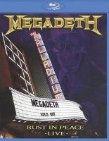 Megadeth Rust in Peace Live (Blu-ray)