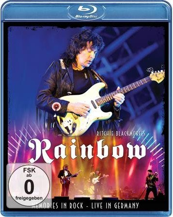 Ritchie Blackmores Rainbow Memories in Rock Live in Germany (Blu-ray)* на Blu-ray