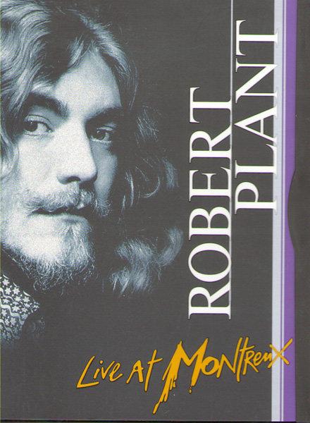 Robert Plant Live At Montreux на DVD