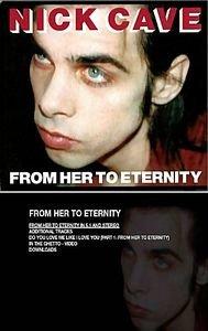 Nick Cave на DVD