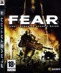 FEAR (F.E.A.R.): First Encounter Assault Recon (PS3)