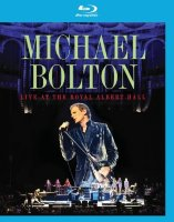 Michael Bolton Live at the Royal Albert Hall (Blu-ray)*
