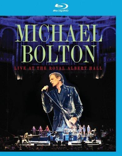 Michael Bolton Live at the Royal Albert Hall (Blu-ray)*