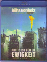 Bohse Onkelz Nichts ist fur die Ewigkeit Live am Hockenheimring (Blu-ray)