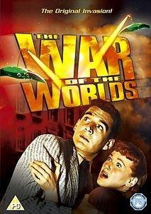 Война миров (реж. Байрон Хаскин) на DVD
