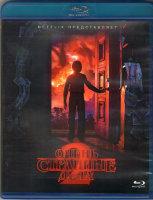 Очень странные дела (Загадочные события) 2 Сезон (9 серий) (Blu-ray)