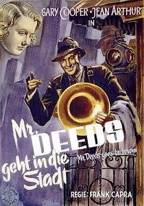 Мистер Дидс переезжает в город  на DVD