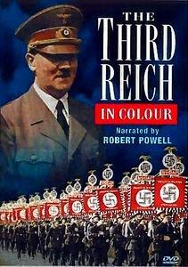 История третьего рейха в цвете на DVD