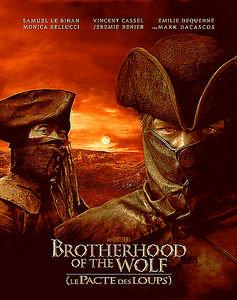 Братство волка 2/Братство волка на DVD