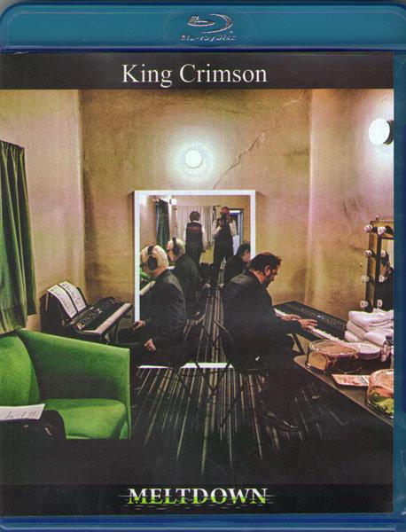 King Crimson Meltdown Live in Mexico (Blu-ray)* на Blu-ray