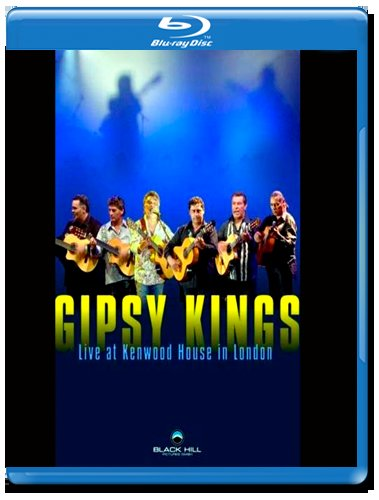 Gipsy Kings Live at Kenwood House in London (Blu-ray)* на Blu-ray