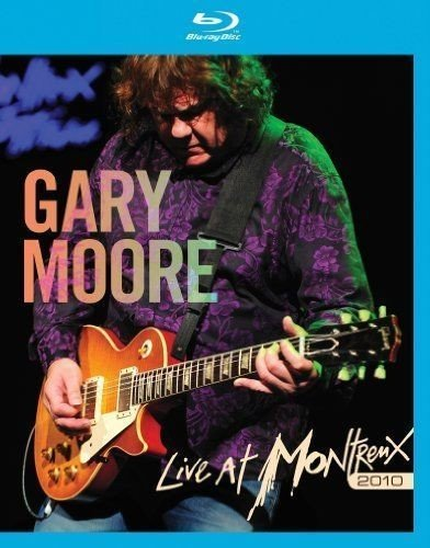 Gary Moore Live At Montreux (Blu-ray)*