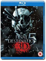 Пункт назначения 5 3D+2D (Blu-ray 50GB)