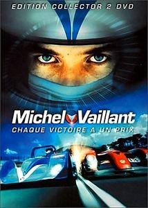 Мишель Вальян: Жажда скорости на DVD