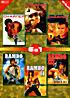 Снайпер 1,2,3 / Рембо 1,2,3 на DVD