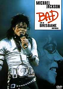 Michael Jackson - Bad Tour Live in Brisbane-Australia на DVD