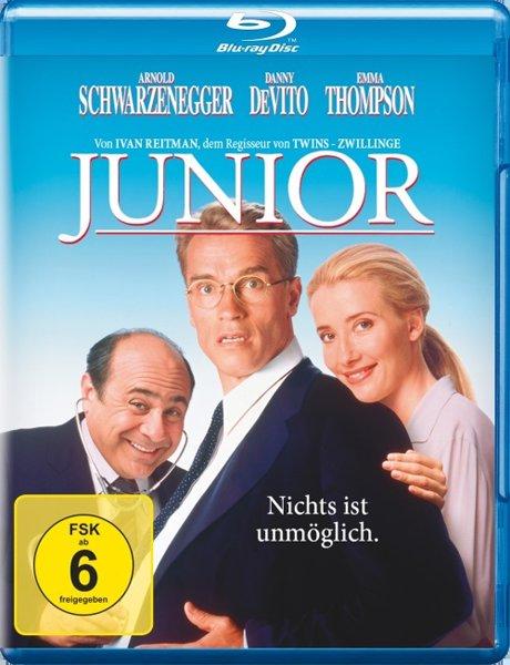 Джуниор (Blu-ray) на Blu-ray