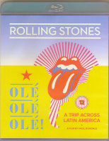 The Rolling Stones Ole Ole Ole A Trip Across Latin America (Blu-ray)*