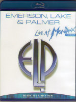Emerson Lake and Palmer Live in Montreux (Blu-ray)*