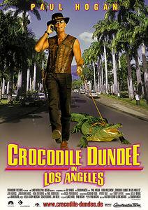 Крокодил Данди в Лос Анджелесе на DVD