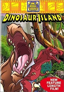 Остров Динозавров на DVD
