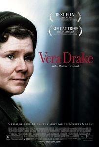 Вера Дрейк на DVD