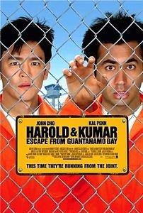 Гарольд и Кумар 2 Побег из Гуантанамо на DVD