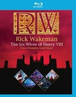 Rick Wakeman The Six Wives of Henry VIII (Blu-ray)*