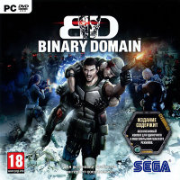 Binary Domain (PC DVD)