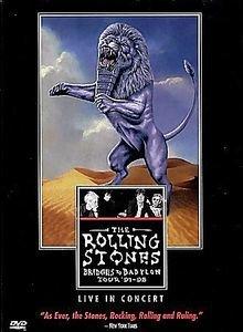 Rolling Stones - Bridges To Babylon на DVD