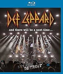 Def Leppard And there will be a next time Live from Detroit (Blu-ray)*