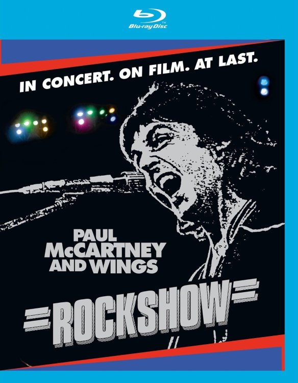 Paul McCartney and Wings Rockshow (Blu-Ray)* на Blu-ray