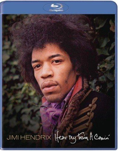 Jimi Hendrix Hear My Train A Comin (Blu-ray) на Blu-ray